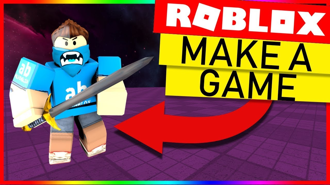 Make A ROBLOX Game: How To Create Game On Roblox Studio?
