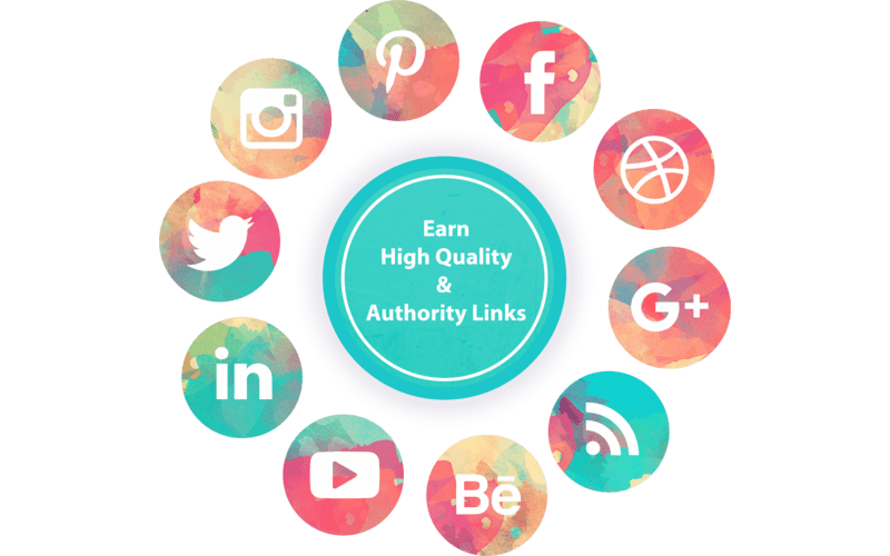 Earn High Quality or Authority Links