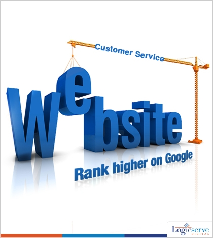 Rank higher on Google @LogicserveDigi