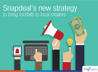 Snapdeal bring footfalls to local retailers @Logicserve