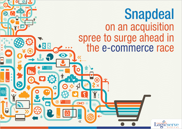 Snapdeal is on an acquisition spree to stay ahead of its rivals