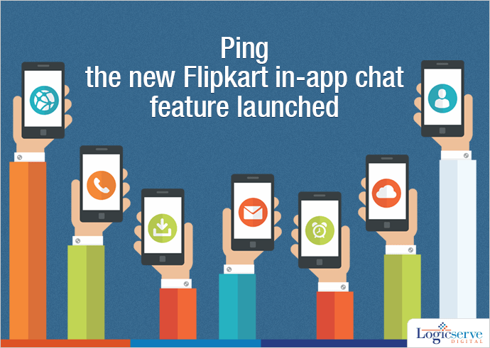 Flipkart In-App Chat Feature Launched