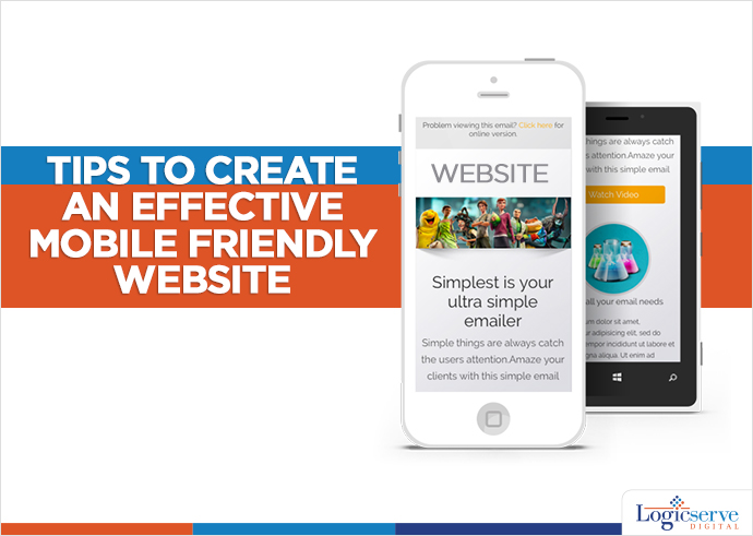 mobile-friendly-website @LogicserveDigi