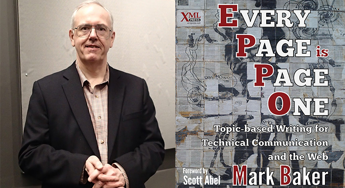 every page is page one mark baker