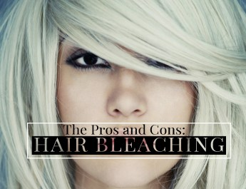 The Pros and Cons: Hair Bleaching