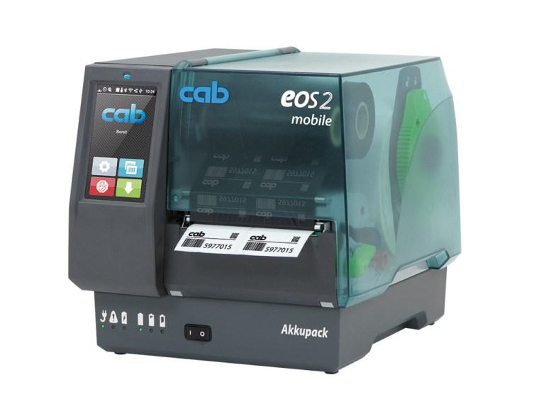 EOS2 mobiele printer
