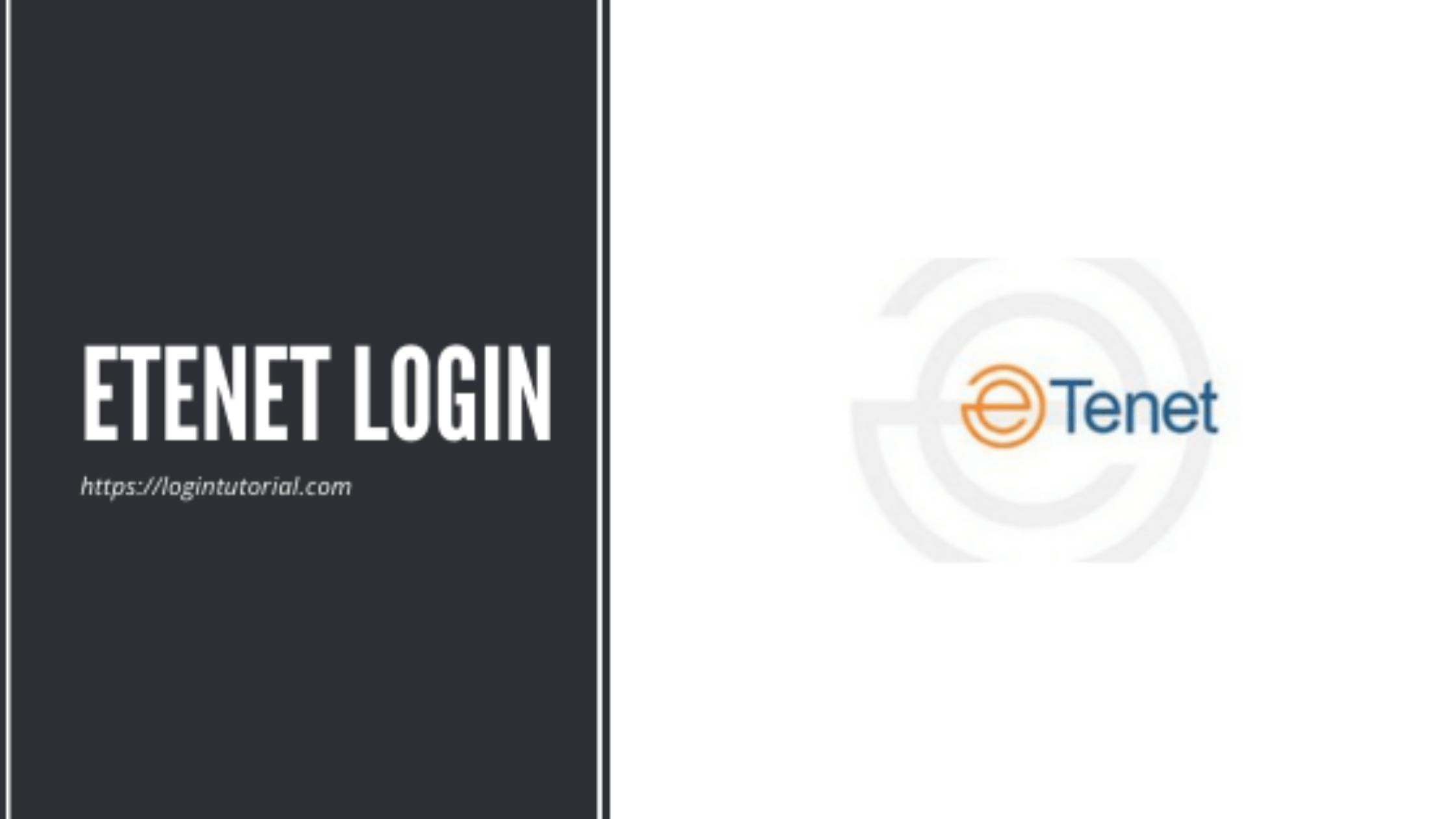 eTenet employee login With Benefits