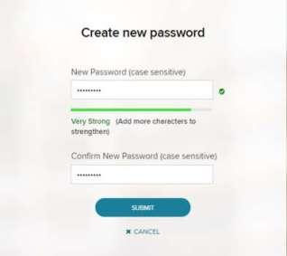ADP Create New Password