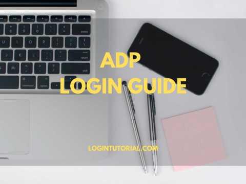ADP Login Image