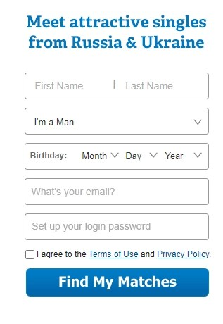 How to sign up charmdate account?