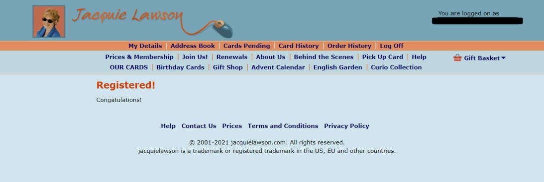 JacquieLawson_RegisteredMessage