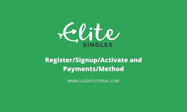 Elite singles login guide