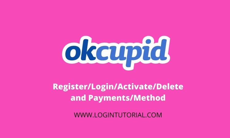 okcupid login guideline