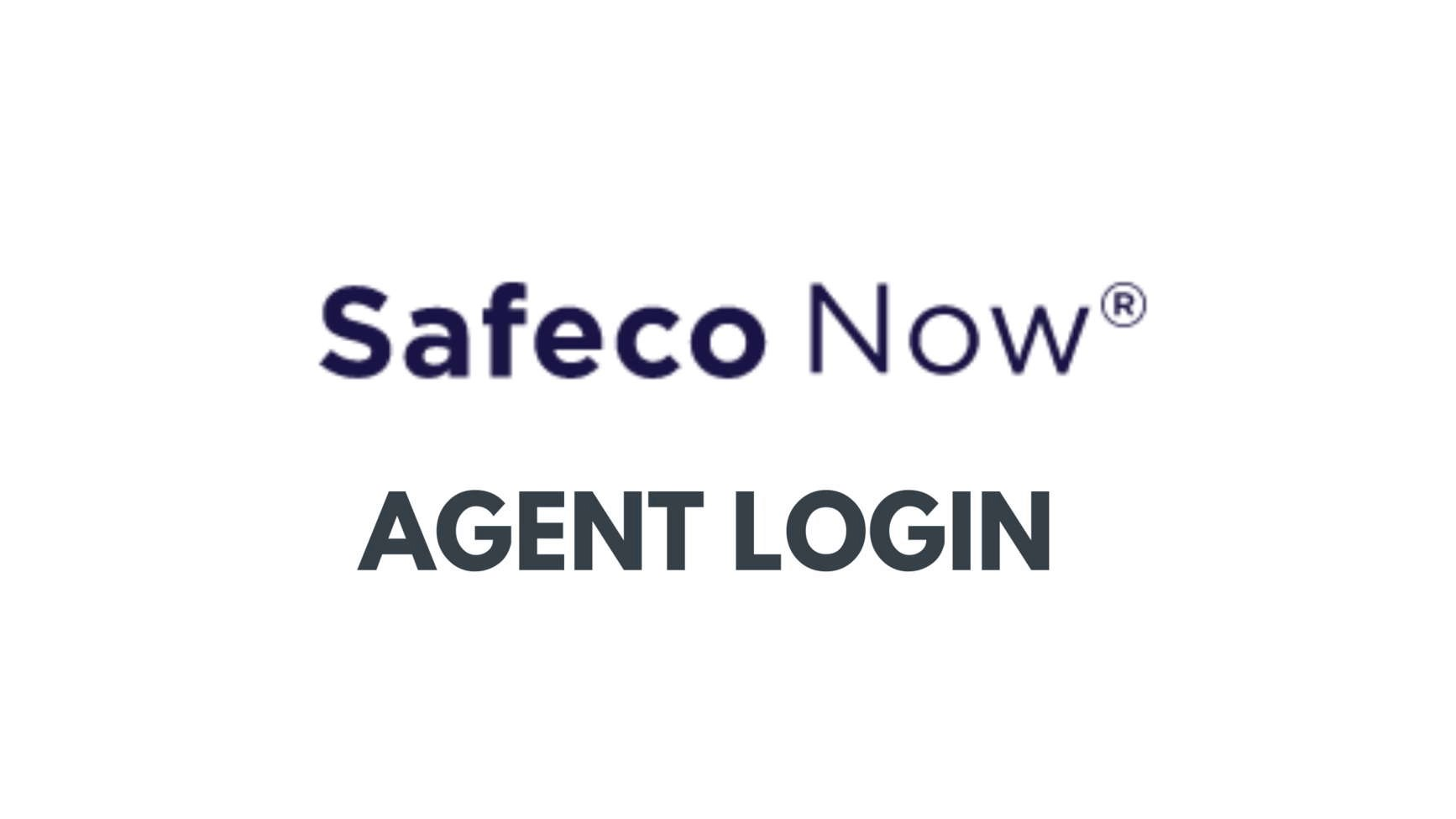 Read more about the article Safeco: Guidelines For Insurance Agent Login