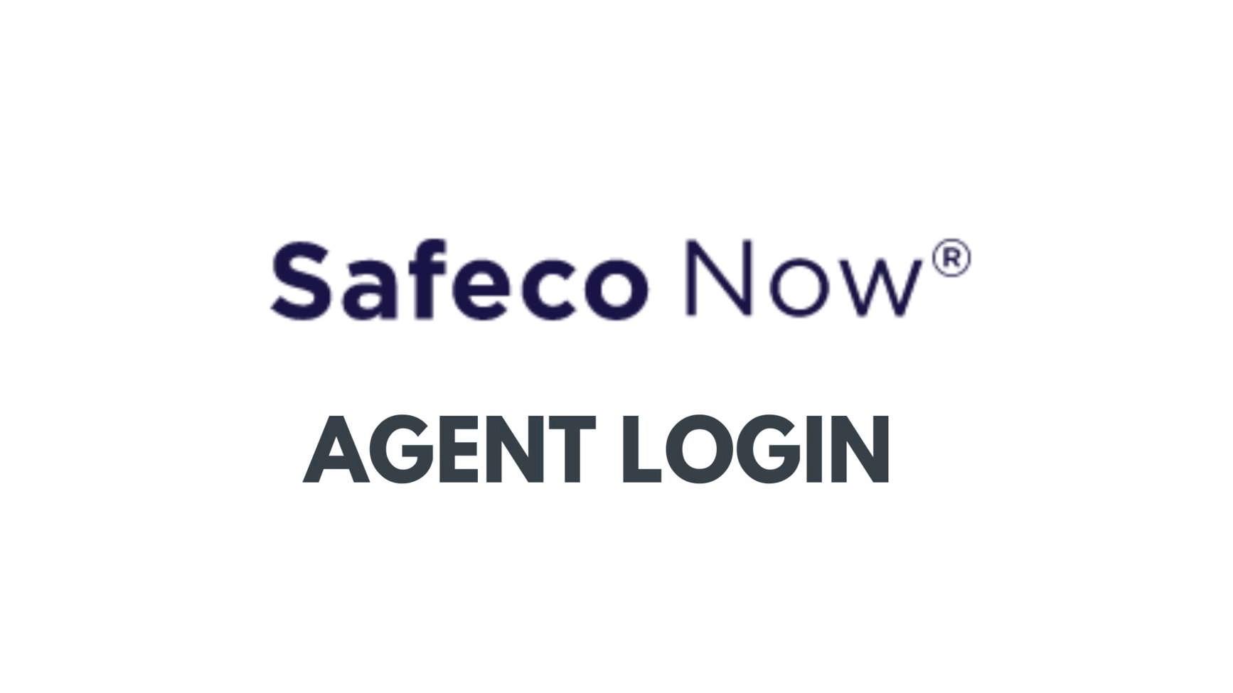 SafeCoNow Login