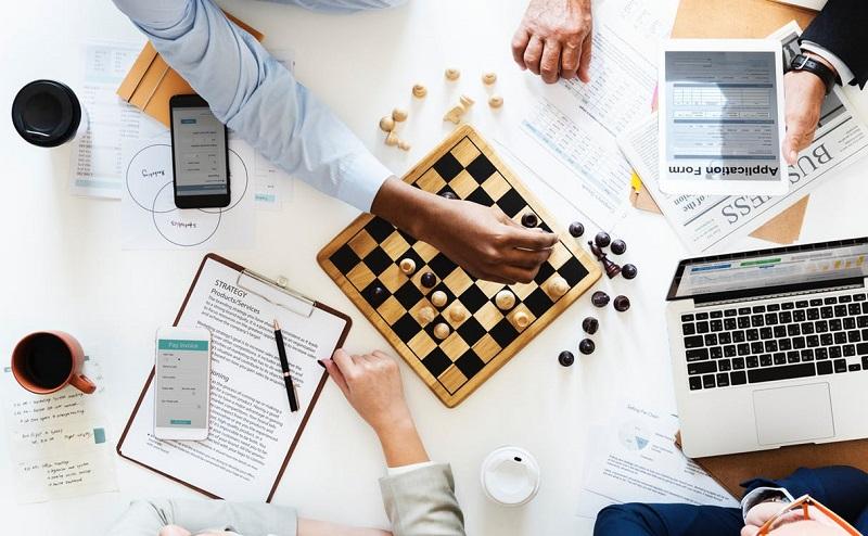 Inteligência Artificial - jogo de xadrez