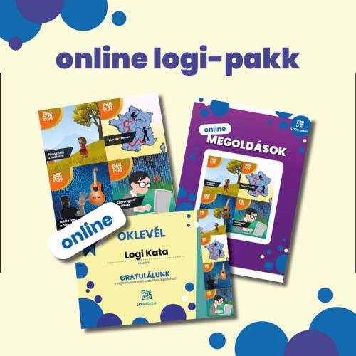 Online logi-pakk