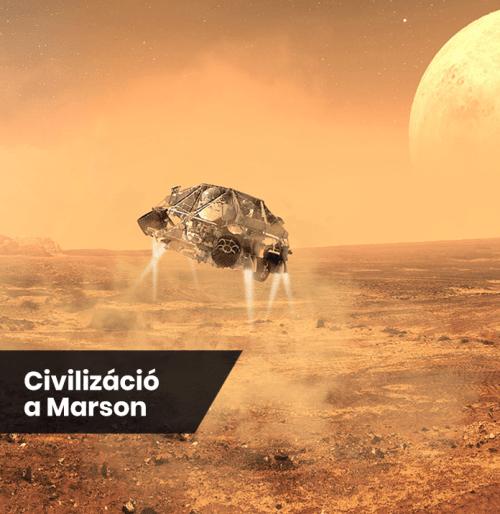 Civilizació a Marson