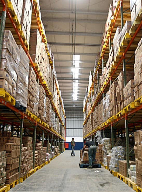 Warehouse Providers Racking