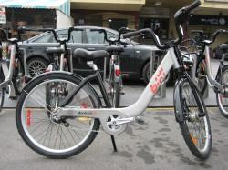 Bixi bicicleta