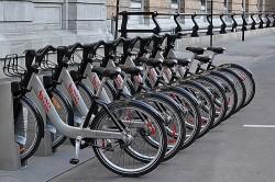 Bixi aluguel de bicicletas