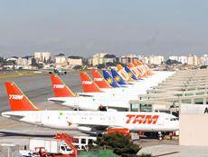 aeroporto aviões logística infraestrutura brasil