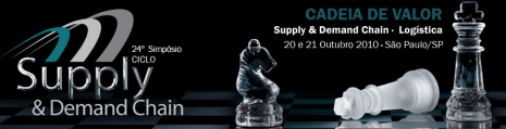 simpósio supply chain logística