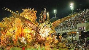 carnaval logística entra na folia