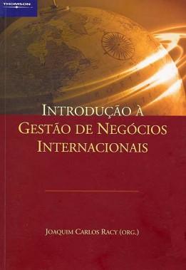 livro gestão de negócios internacionais