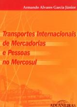 livro sobre transporte de mercadorias no mercosul
