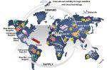 cadeias de suprimentos globais