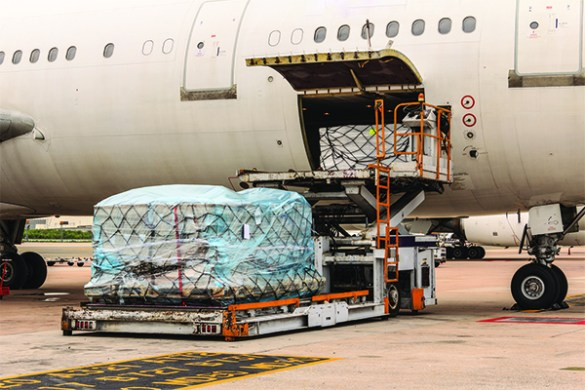 Air cargo and the digital revolution   Logistics Management