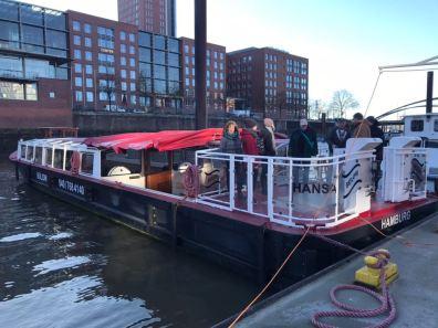 Mein Lagerraum³ GmbH Hafentour Hamburg 2018