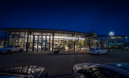 Autohaus der S & G Automobil GmbH