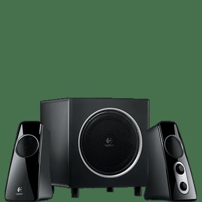 27bc1fb9cc5 Logitech Z523 Speaker System - Black - IT Mini Mart