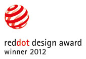 Red Dot 2012 Award