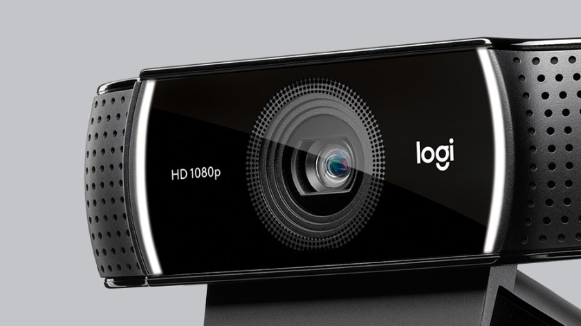 Logitech C922 Pro Stream HD Webcam with 30fps at 1080p & Autofocus