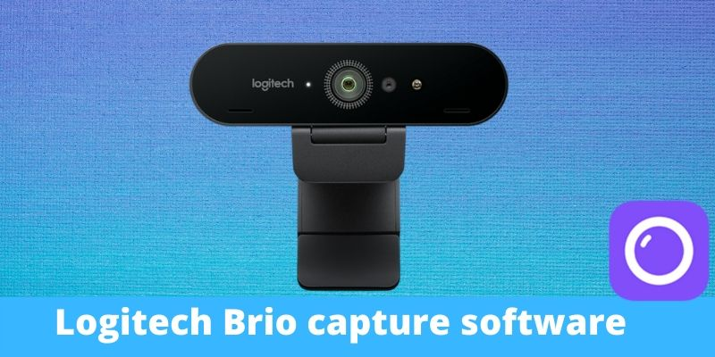Logitech Brio software