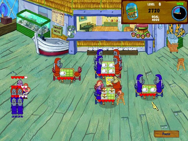 Play Free Diner Games