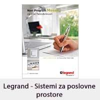 Legrand sistemi za poslovne prostore