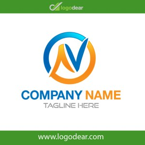 Logo Design Letter N