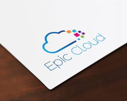Epic Cloud Logo