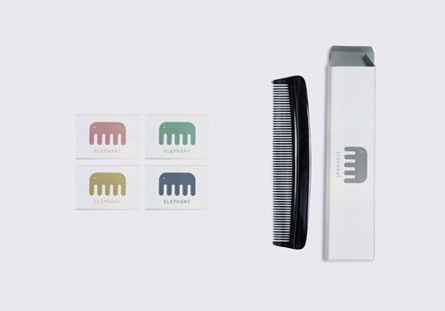 Elephant Combs logo