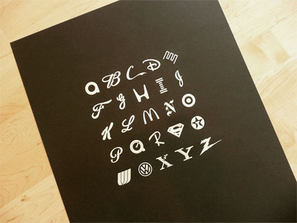 ABC Branding poster design