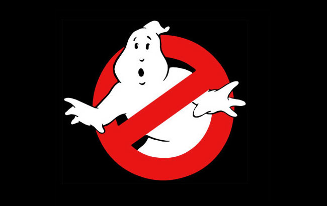 Ghostbusters logo design