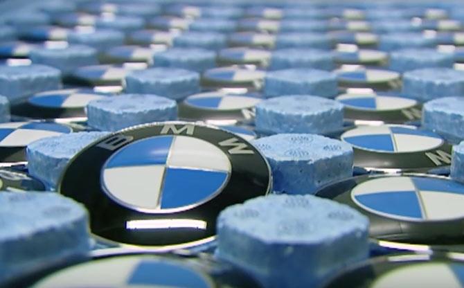BMW badge 2011