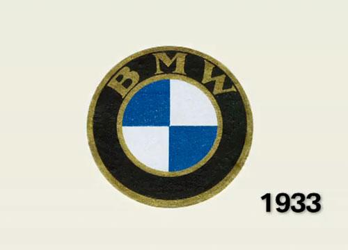 BMW logo 1933