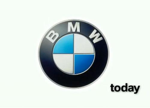 BMW logo 2011