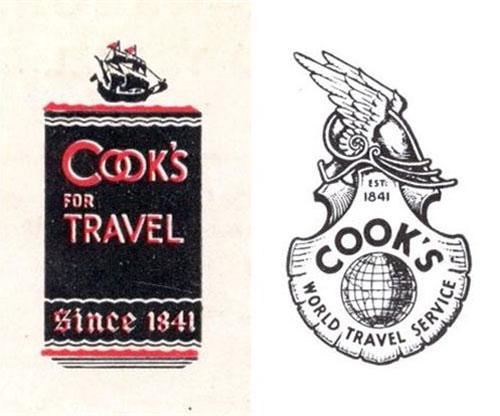 Cooks World Travel Service logo