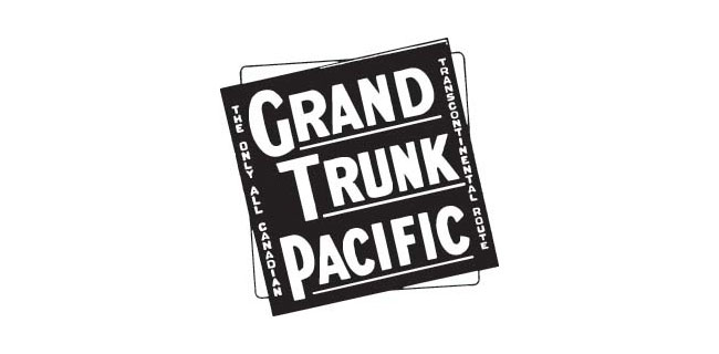 Grand Trunk Pacific logo 1905